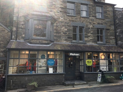 Rohan Betws-Y-Coed - Outdoor Clothes & Travel Gear